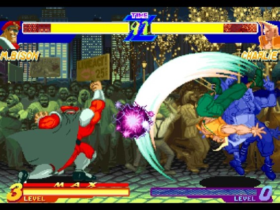 Street Fighter Alpha Series (1995 - 1998)